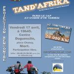 Tand'Afrika à Niort
