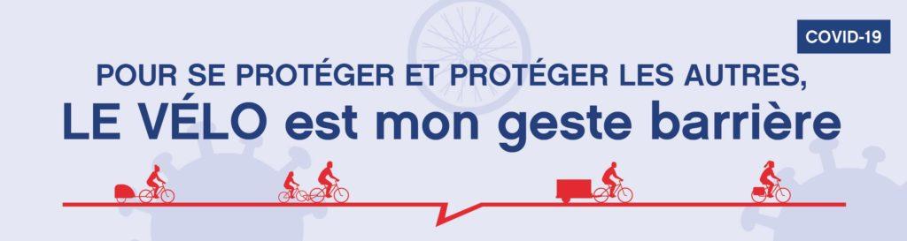 Ayez les bons comportements et soyez vélo-zen !