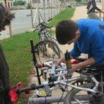 La maison du vélo s'est installée à Boinot (La NR)