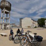 Le Vivre à Niort annonce la vélo-école à Port Boinot